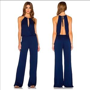 YFB Avril Gold Tan Jumpsuit